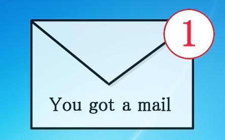an e-mail