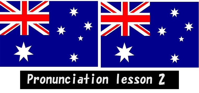 pronunciation lesson2