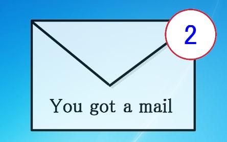 an e-mail2